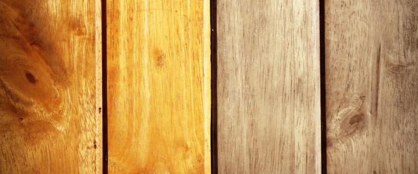 Eclaircir ou d tacher un bois brut blog - Blanchir le bois ...
