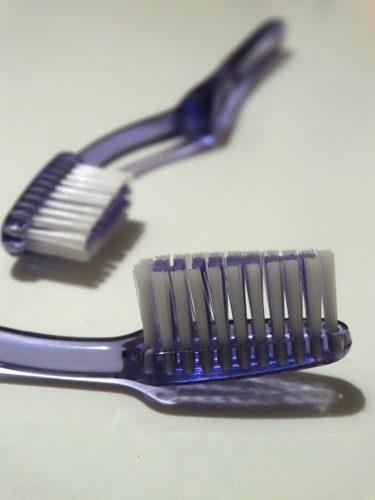 Comment faire pour désinfecter une brosse à dent ?