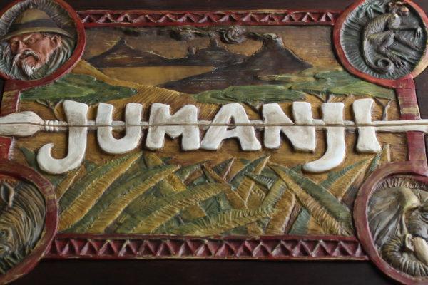 réplique du jeu Jumanji